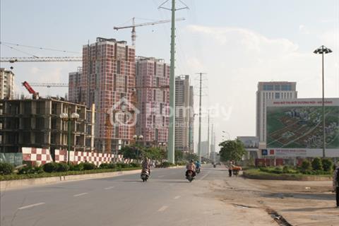 Bán đất Tố Hữu, Hà Đông Hà Nội phân lô 100 m2, mặt tiền 5 m tiện xây kinh doanh, làm văn phòng