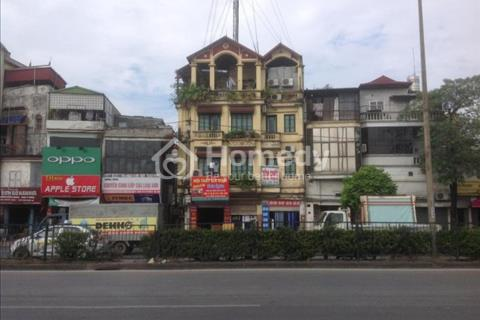 Bán nhà 3 tầng mặt phố Nguyễn Văn Linh, Sài Đồng Long Biên 71 m2 kinh doanh tốt
