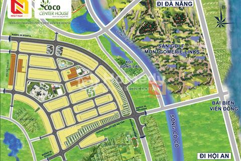 5 lô cuối cùng dự án coco center house ,  Đất sau lưng cocobay , cơ hội đầu tư .
