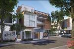 Các căn biệt thự tại dự án có diện tích đa dạng từ 160-1000 m2, đem tới cho cư dân nhiều cơ hội lựa chọn.