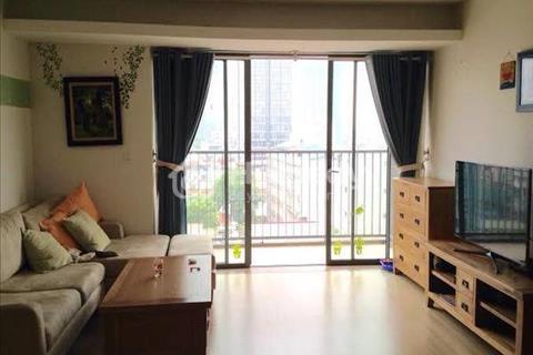 Cho thuê căn 87 m2 chung cư Gold West đủ đồ giá quá rẻ