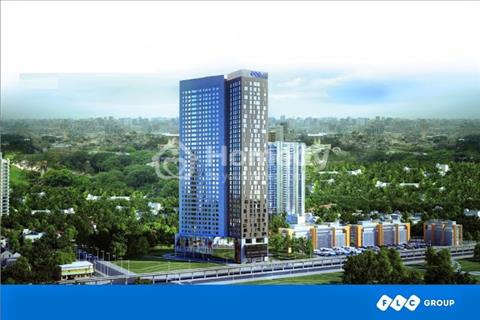 Căn hộ 2 phòng ngủ, full nội thất khu vực trung tâm Mỹ Đình - Cầu Giấy, giá 1,3 tỷ.