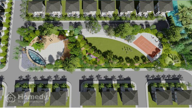 Dự án Green Riverside Phú Xuân TP Hồ Chí Minh - ảnh giới thiệu