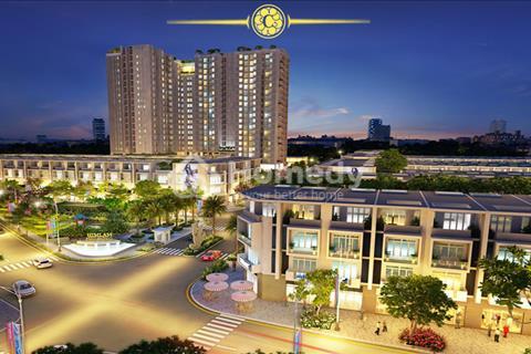Hado Centrosa Garden Block Iris 4 quận 10, giá 2,8 tỷ/căn, diện tích 54m2 1PN