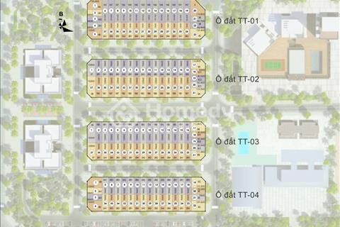 Liền kề Mon City – Hợp đồng trực tiếp với chủ đầu tư, giá chỉ từ 125 triệu/ m2