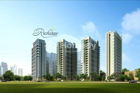 Chỉ cần thanh toán 365 triệu để sở hữu căn hộ 2PN view hồ bơi RS5-06.01 khu căn hộ Richstar Tân Phú