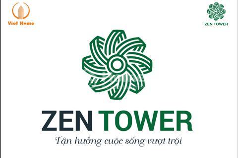 Căn hộ Zen Tower (Nhà ở xã hội Hoa Phượng)