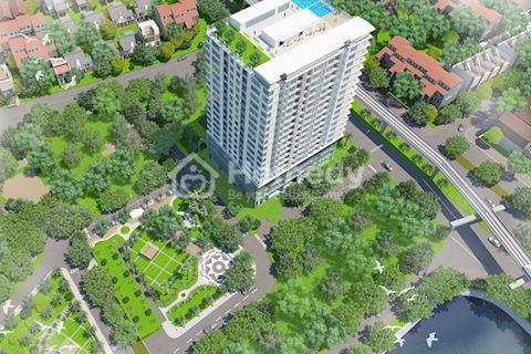 Bán chung cư trung tâm quận Đống Đa – Hoàng Cầu Skyline, giá từ 2,9 tỷ/căn.