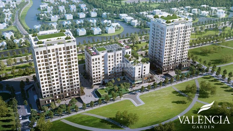 Hot: Sắp mở bán đợt 1 dự án Valencia Garden KĐT Việt Hưng với mức giá hấp dẫn Liên hệ đặt chỗ . - 1