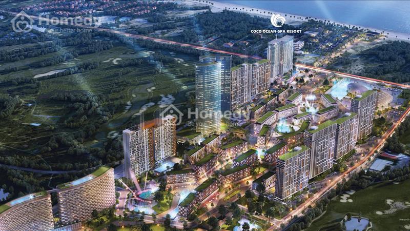 Mở bán tháp Coco Ocean Spa Resort 4 sao, view trực diện biển kết hợp Spa chăm sóc sắc đẹp - 3