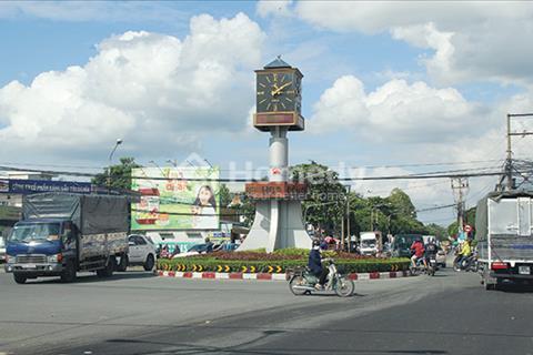 Bán đất mặt tiền Bùi Hữu Nghĩa, thành phố Biên Hòa, gần chợ Hóa An, giá 680 triệu/nền
