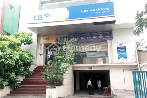 Cho thuê văn phòng mới xây 100%  ngay trung tâm quận Bình Thạnh