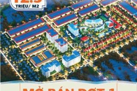  Dự án khu đô thị Hoàng Long nằm phía Tây thành phố Nha Trang, cách bờ biển 2,5 km