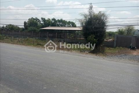 Bán đất làm nhà xưởng TL 823 xã Hòa Khánh Tây, Đức Hòa, Long An