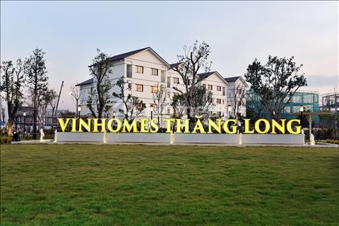 Nhanh tay sở hữu 10 căn biệt thự tại Vinhomes Thăng Long view thoáng, giá cực sốc