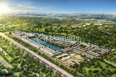 Cần bán nhà MT Shophouse Dự án Lake View City, Q.2, DT 100m2, TT chỉ 4,9 tỷ khi mua nhà