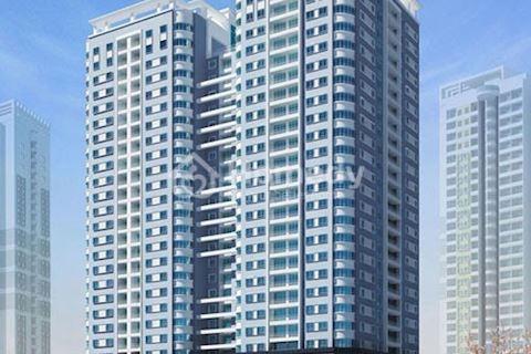 Cho thuê chung cư HH2 Bắc Hà diện tích 110 m2 có đồ. Giá 9 triệu/ tháng
