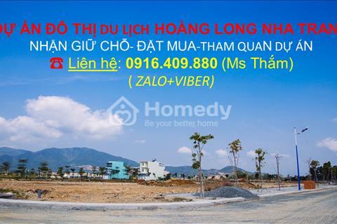 Khu đô thị Hoàng Long - Lê Hồng Phong khu Tây Nha Trang