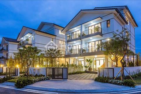 Gia đình cần bán gấp căn biệt thự Vinhomes Thăng Long, View đẹp, Giá cực sốc