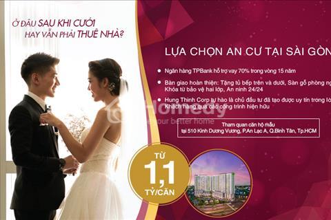 Thông tin căn hộ 510 Kinh Dương Vương - Moonlight Boulevard (Căn hộ, Shophouse, Officetel)