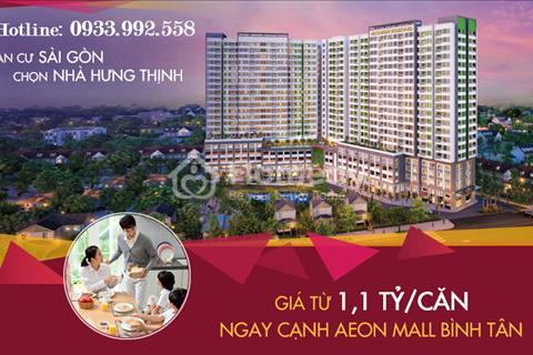 Bán căn hộ chung cư tại căn hộ Moonlight Boulevard 510 Kinh Dương Vương, giá từ 1,2 tỷ/căn/2 ngủ
