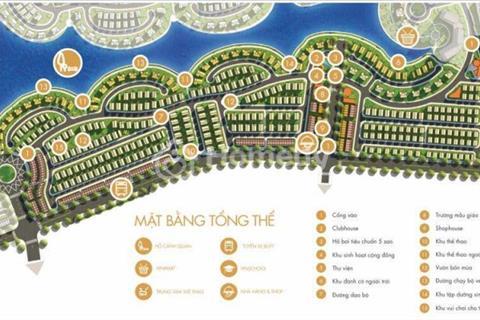 Sở hữu biệt thự nhà vườn Vinhomes Thăng Long giá chỉ từ 5 tỷ 700 triệu, chiết khấu cao