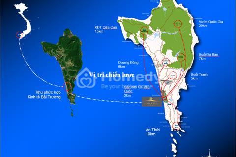 Cơ hội đầu tư, nghỉ dưỡng tại biệt thự biển hàng đầu Phú Quốc. Tiềm năng cùng giá trị cực kì lớn