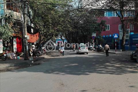 Bán nhà mặt phố Nguyễn Đổng Chi, Từ Liêm 55m, mặt tiền 5,5m, kinh doanh.