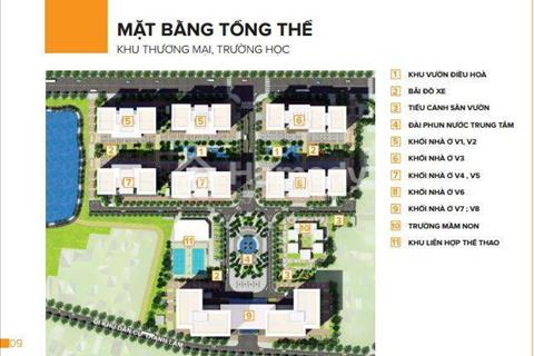 Dự án The Vesta Tại Phú Lãm , Hà Đông , Hà Nội.