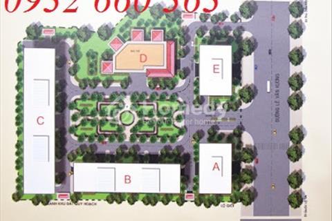 Dự án chung cư Hiệp Thành Buillding Quận 12 HCM