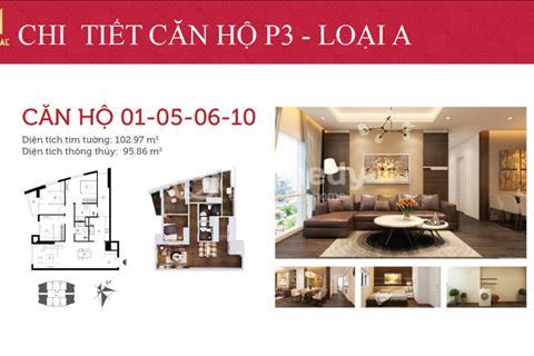 Cần bán căn 104m2 ban công Đông nam sang tên giá rẻ nhất thị trường