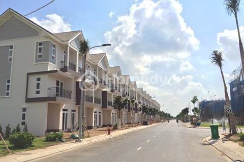 Chỉ với 2.7 tỷ có ngay căn nhà phố diện tích từ 75m2 tại dự án Park Riverside HOT nhất Quận 9