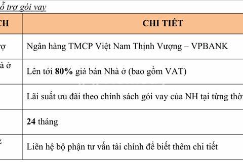 Suất ngoại giao tầng 18 và 20 của chủ đầu tư MIK, dự án 423 Minh Khai, giá thấp hơn thị trường