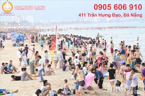 Bán gấp giá rẻ đất đường Dương Đình Nghệ,Đà Nẵng 3 lô liền,view tuyệt đẹp