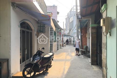 Bán nhà phố 1 lầu hẻm 1113 Huỳnh Tấn Phát, P.Phú Thuận, Quận 7.