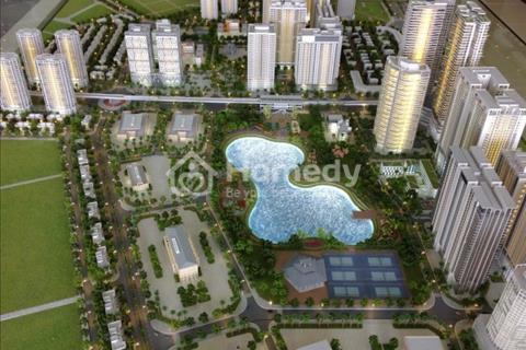 Chuyển nhà cần bán căn hộ Lạc Hồng Lotus 2, tòa N01T1, căn 132 m2, tầng view đẹp