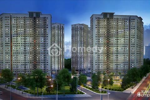 Bốc thăm xe SH 80 triệu khi mua căn hộ Xuân Mai Complex