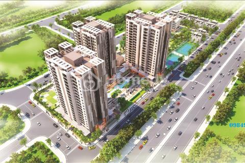 Nhận đặt chỗ căn số 01, 04, 05, 08 dự án CT15 Việt Hưng - Việt Hưng Green Park