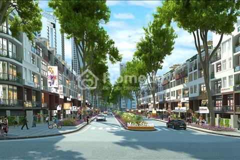 Bán Liền kề Mon City Mỹ Đình, diện tích 83 m2, hướng Đông Nam