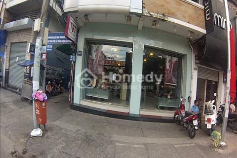 Cho thuê nhà 2 mặt tiền đường Đào Duy Từ, Phường 5, Quận 10, Hồ Chí Minh