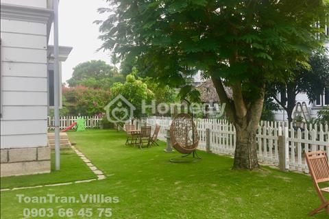 Cho thuê biệt thự đơn lập đẹp nhất Thủ Đức Garden Homes với giá không tưởng
