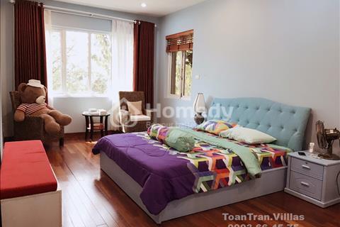 Cho thuê biệt thự Thủ Đức Garden Homes tứ lập đầy đủ nội thất