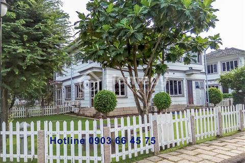Cho thuê Biệt thự tại khu biệt thự Thủ Đức Garden Homes