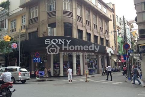 Bán và cho thuê toà nhà 222 Trần Hưng Đạo, Quận 1, 6 lầu, giá bán 71 tỷ có thương lượng