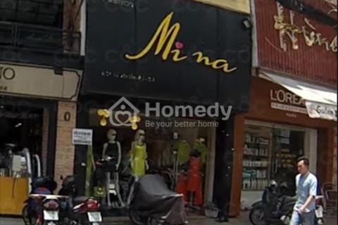 Cho thuê gấp nhà mặt tiền đường Võ Văn Tần, Phường 6, Quận 3