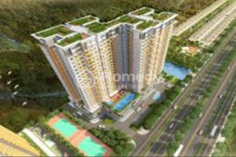 Cho thuê căn hộ quận 7, Dragon Hill, view đẹp, 3pn, 2wc, giá tốt 11tr/tháng.