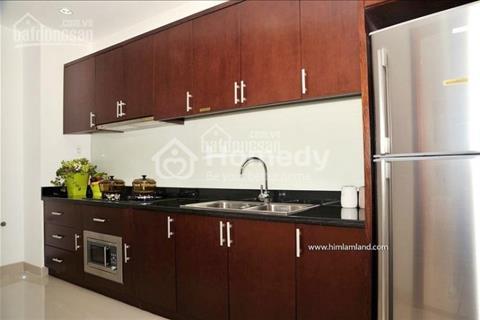 Cho thuê căn hộ HimLam Riverside quận 7, đầy đủ nội thất, 2pn, giá tốt 16tr/tháng