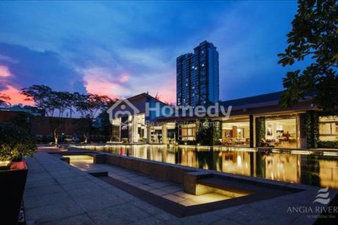 Bán căn hộ sắp bàn giao nhà rẻ nhất quận 7 view sông cực đẹp.