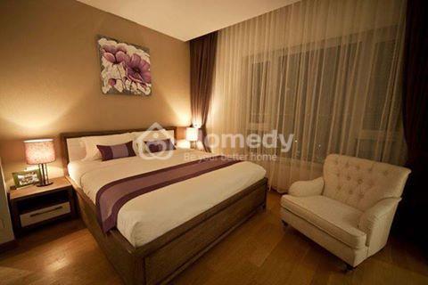 Bán căn hộ Đảo Kim Cương 3 Phòng ngủ diện tích 120 m2 view sông