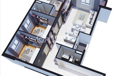 Bán căn hộ 91 m2, 3 phòng ngủ, 4 mặt tiền đường, Quận 8 - Giá 19 triệu/m2 đã VAT